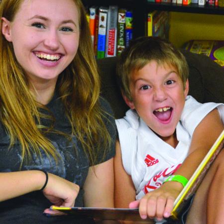 Reading Program West Houston children