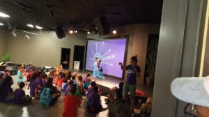 West Houston Theater Camp at OCWH