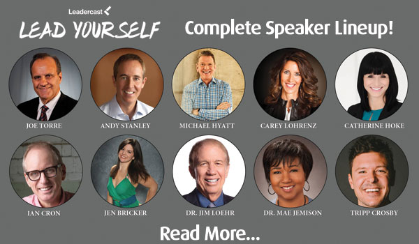 Leadercast 2018 Final Speakers Houston