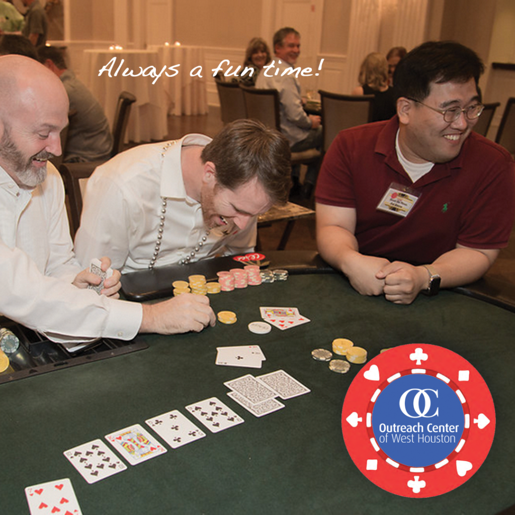 2018 Poker Tournament Houston