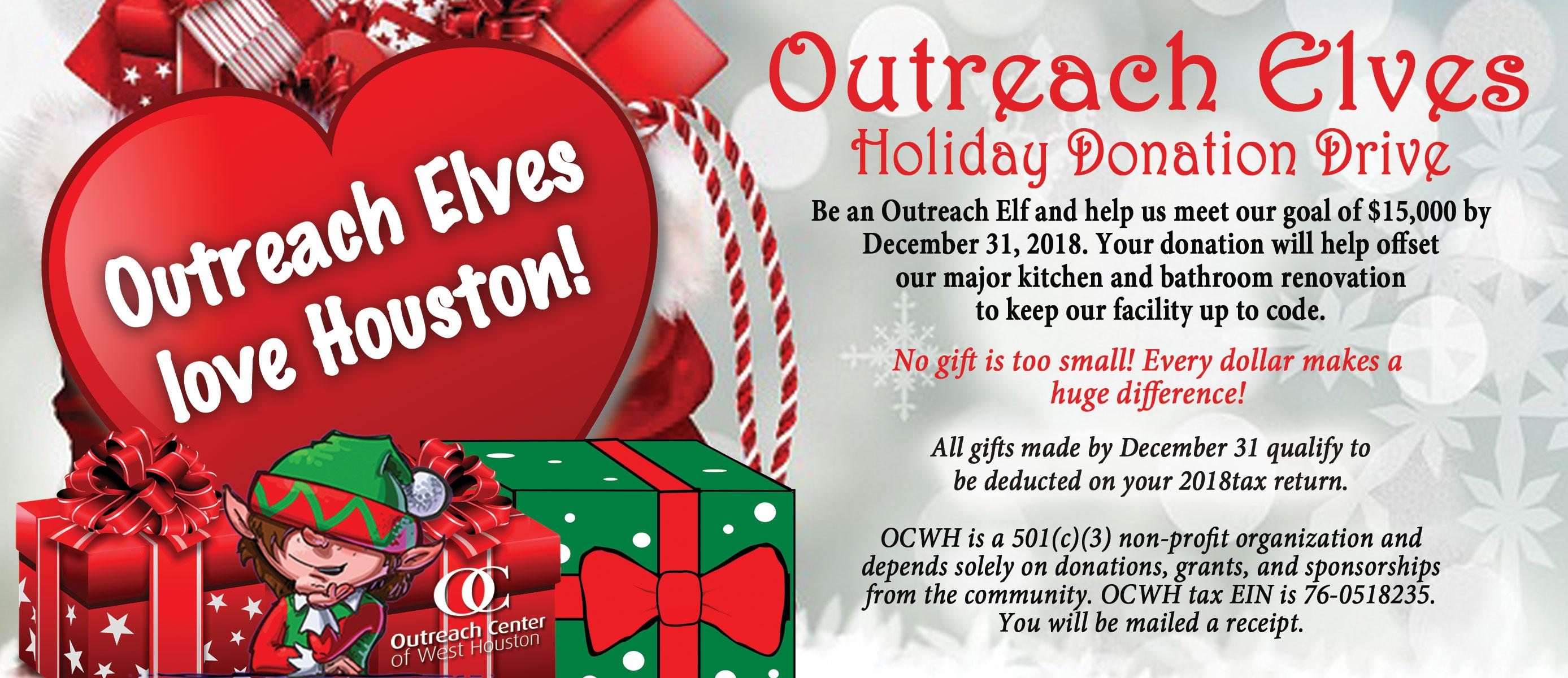 Charitable Giving West Houston