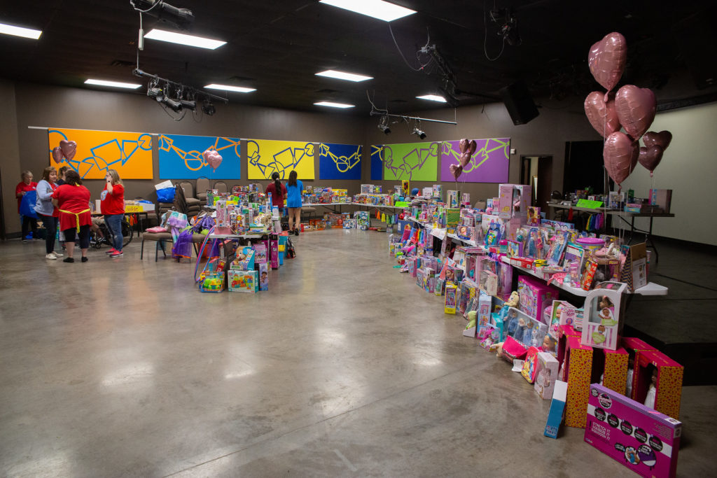 Lily's Toy Box local non-profits family services Houston