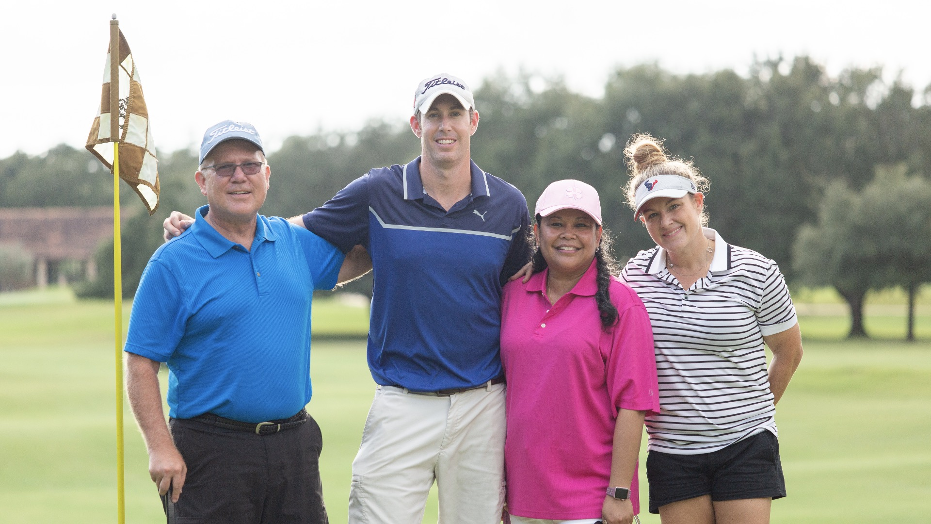 Houston charity golf tournament the clubs 2020