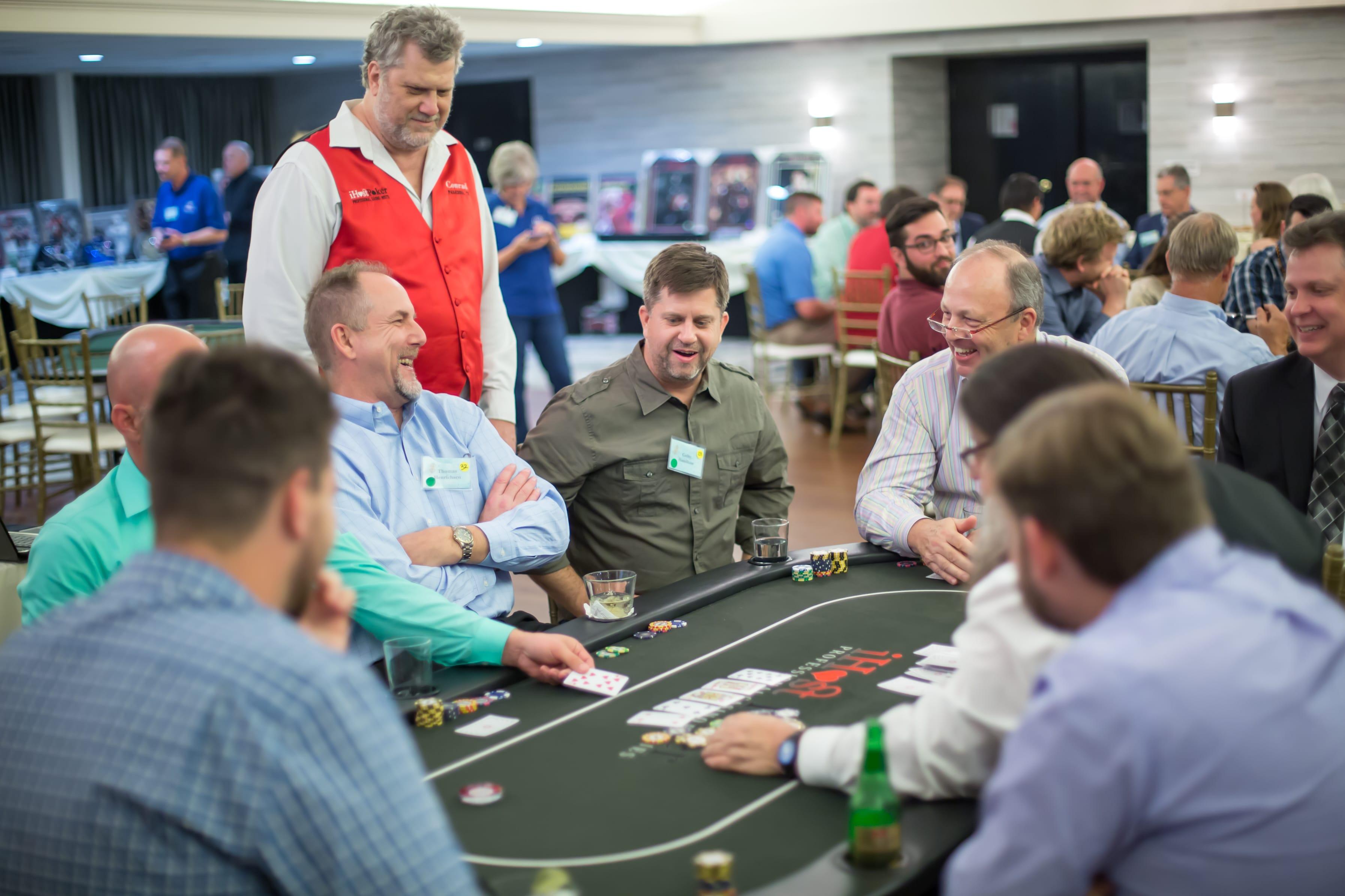 2020 houston poker tournament charity
