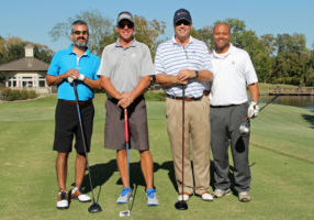 Charity Golf Participants